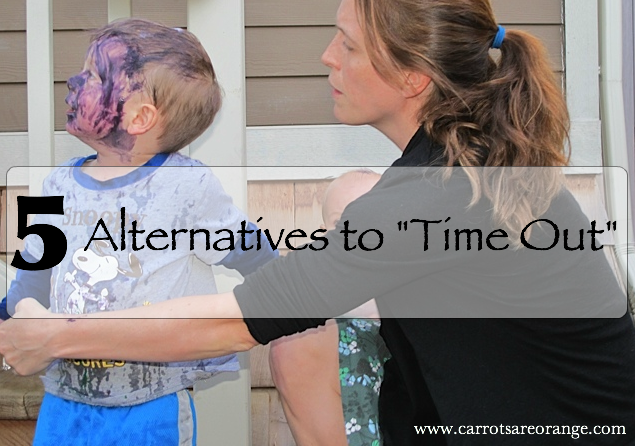 Alternatives to Time Out