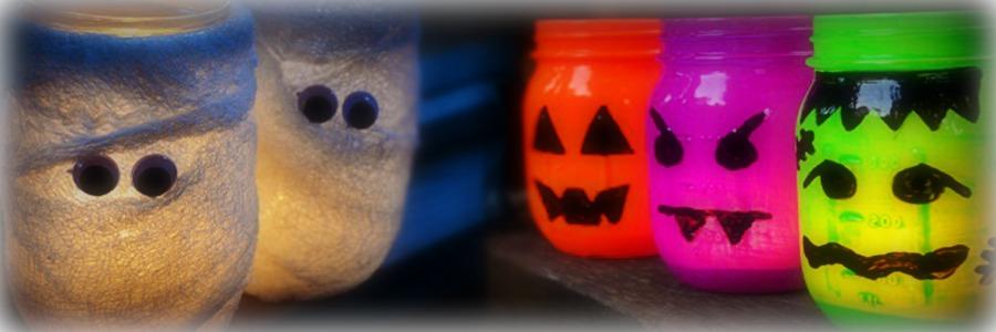 Fall Crafts with Mason Jars (AKA: Entry into Alpha Chi Blogger) by Linda Braden