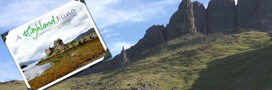 A Highland Fling by Rita Catinella Orrell