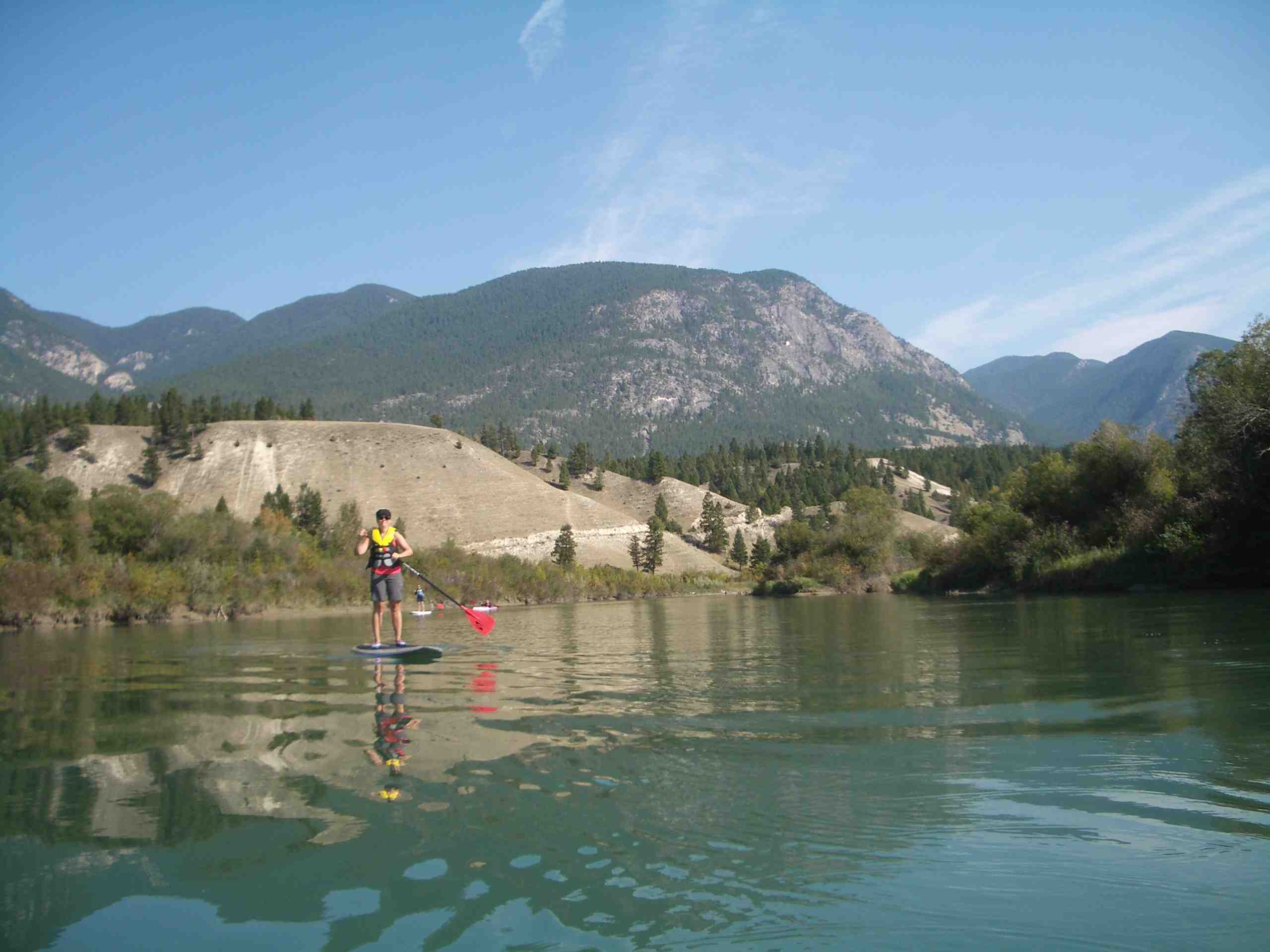 Being a Mom Doesn't Cramp My Lifestyle by Family Adventures in the Canadian Rockies