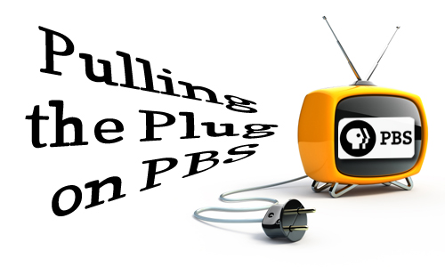 Pulling the Plug on PBS by Angela Santomero
