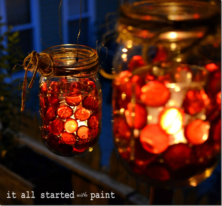 Mason Jar Mayhem: More Fall Mason Jar Crafts