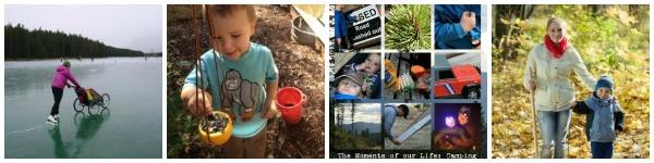 Shoulder Season, Birdfeeders, Catching Moments & Planting Trees