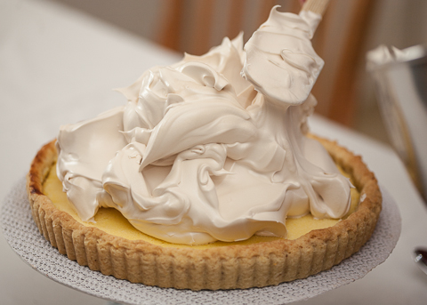 Pie in the Sky {Lemon-Lime Meringue Pie} by Suzanne Cowden of Flour ...