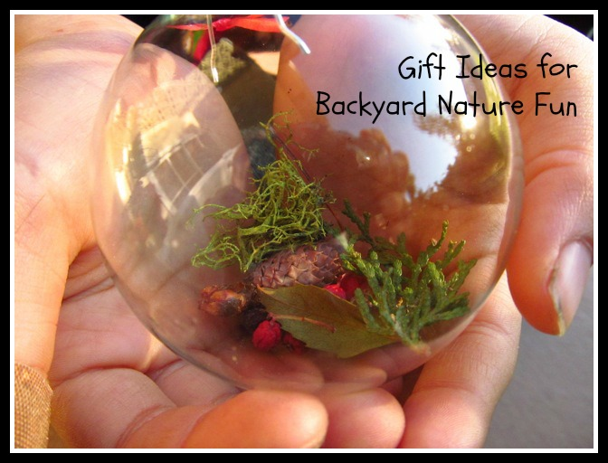 Gift Ideas For Backyard Nature Fun By Go Explore Nature - Backyard gift ideas