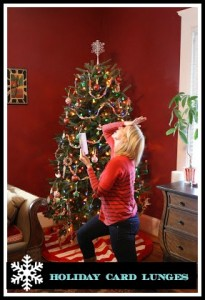 The Momsanity Workout: Holiday Edition by Moms New Stage momsanity holiday card lunges 205x300
