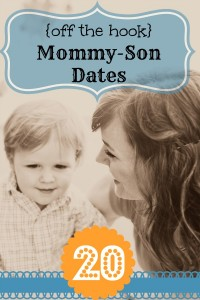20 Mommy Son dates