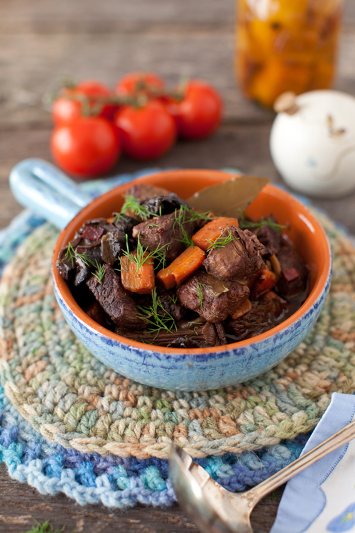 slow cooker beef stew with mushrooms recipe yummly beef stew beef stew ...