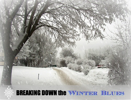 Breaking Down the Winter Blues by Alexandra Rosas of Good Day, Regular People Breaking Down the Winter Blues