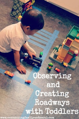 Observing and Creating Roadways with Toddlers by Connecting Family and Seoul