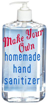 alcohol-free-hand-sanitizer by One Good Thing by Jillee @BonbonBreak