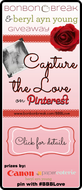 {Giveaway} Capture the Love on Pinterest pinterest button 250 x 600