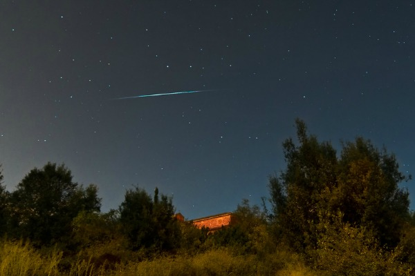 Meteor Showers 2013- Mark Your Calendars Now by A Little Campy