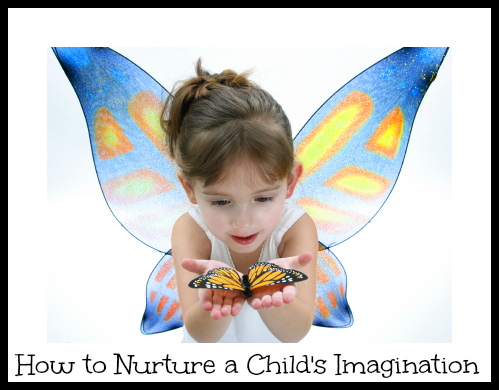 How to Nurture a Child's Imagination