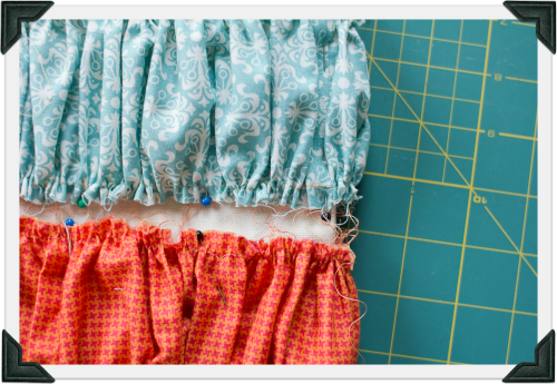 Ruffled Tote Tutorial by Dandelions on the Wall ToteTutorial 8