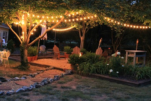 My Backyard Transformation by Daisy Mae Belle - BonBon Break