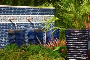 Fountains Make Splash at 2013 Northwest Flower and Garden Show by Seasonal Wisdom