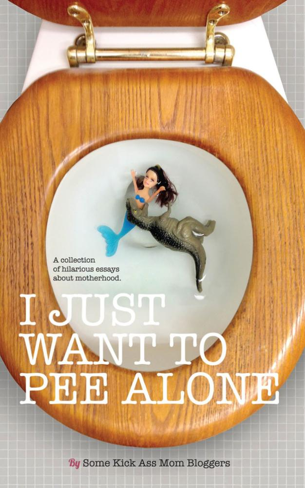 {Giveaway} I Just Want to Pee Alone!