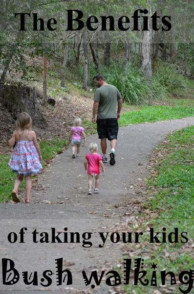10 Benefits of Taking your Kids Bush Walking by Wildlife Fun 4 Kids