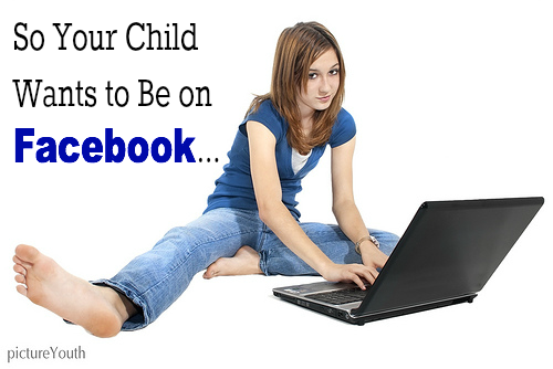 So Your Child Wants To Be On Facebook by Randi Chapnik Myers of MomFaze