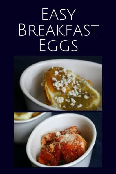 This quick strategy will allow you to personalize everyone's breakfast in a flash! Easy egg breakfast will quickly become part of your morning routine.