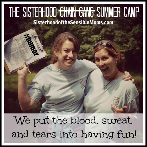 The Sensible Sisterhood Summer Camp by Sisterhood Of The Sensible Mom