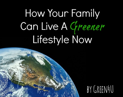 How to live a greener lifestyle
