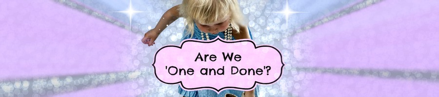 Are we 'one and done'? by Cloudy with a Chance of Wine