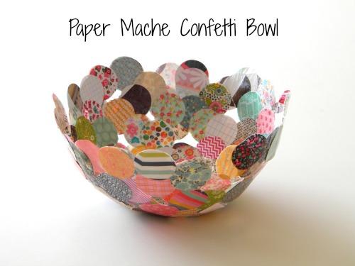 Confetti Bowl 7
