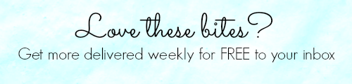 More Than Words by Two Cannoli BonBon Break newsletter in post