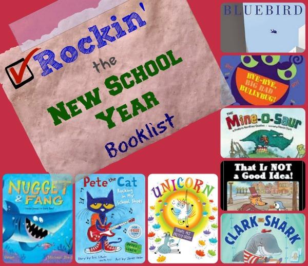 Rockin' the New School Year: a booklist by Matthew C. Winner