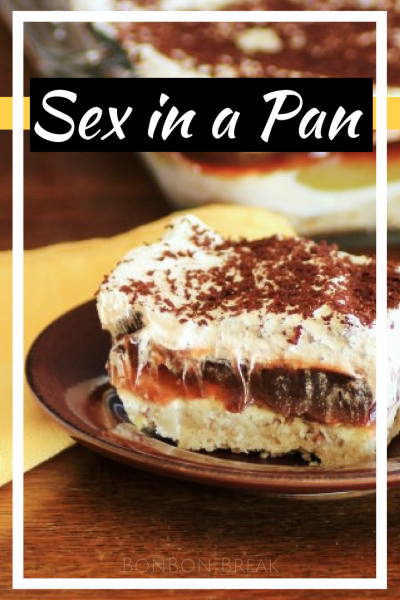 Better Than Sex Cake - deliciously decadent dessert