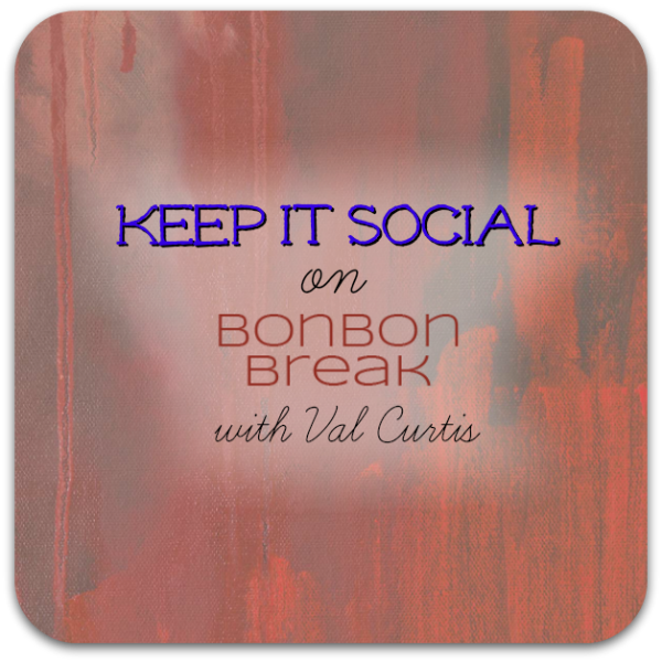 keep it social logo square