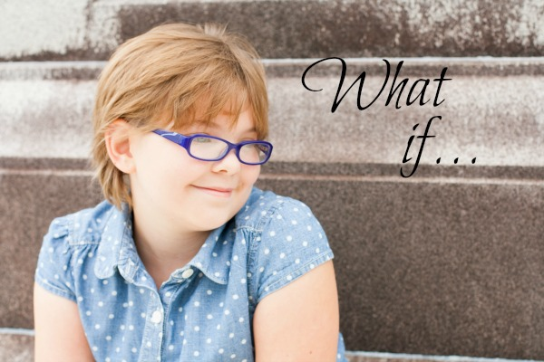 What If... by Jennifer P Williams