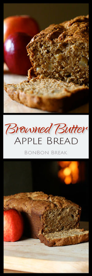 Browned Butter Apple Bread Recipe
