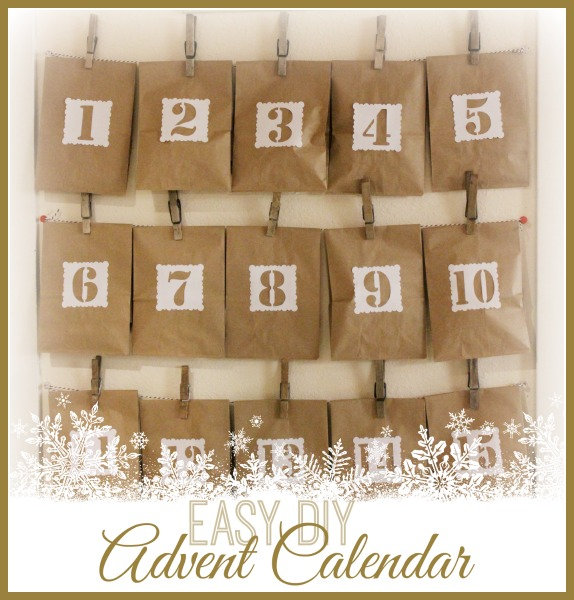 Advent Calendar by Katie Myers of Bonbon Break #BBadvent
