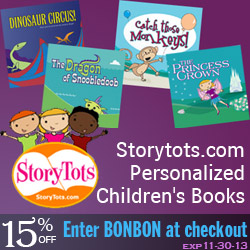 The Story Behind StoryTots Personalized Storybooks & a Giveaway