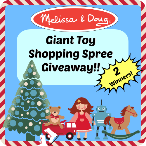 Melissa and Doug Giveaway