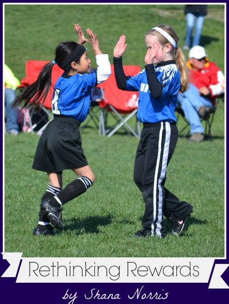 Rethinking Rewards in Kids' Sports by Shana Norris
