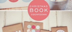 Christmas Book Countdown by Simple As That