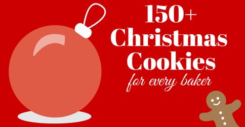 150+ChristmasCookies