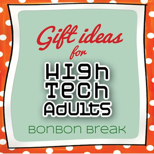 Gift Ideas for the High Tech Adult