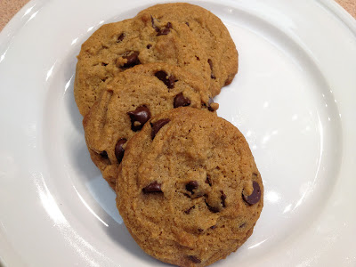The Cooking School of Gram by Angela Marinelli Nourishment Connection Chocloate Chip Cookies 1