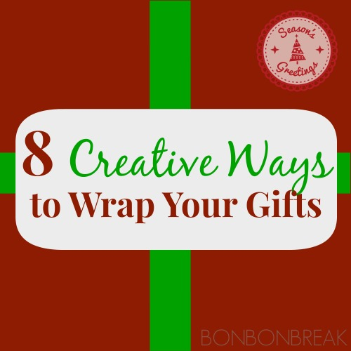 Creative Ways to Wrap Your Gifts
