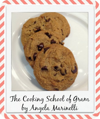 The Cooking School of Gram by Angela Marinelli cookie post