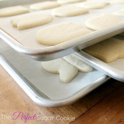 The Perfect Sugar Cookie by The Sweet Adventures of Sugarbelle