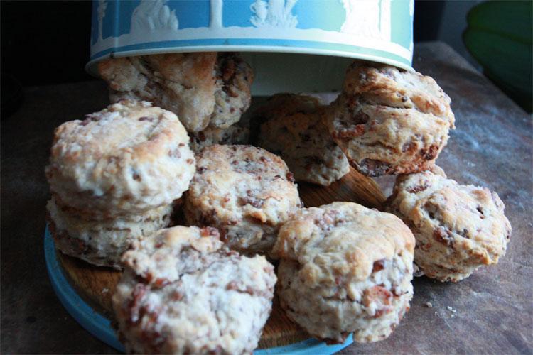 Tortiere Biscuit by Jane's Adventures in Dinner