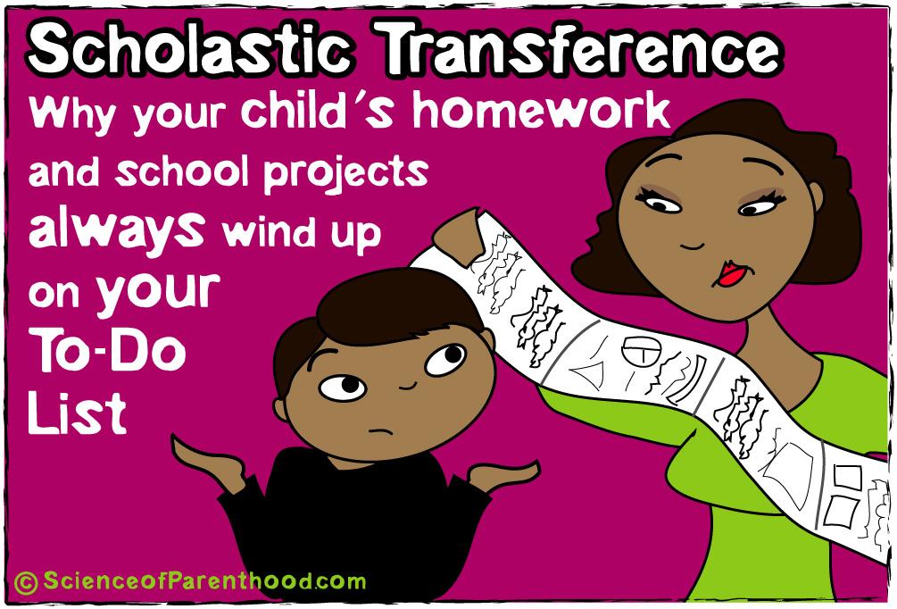 why do kids have homework