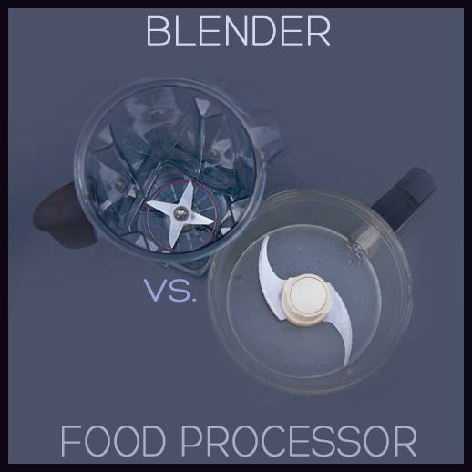 Food Processor Vs Blender ~ Blender vs food processor by life currents — bonbon break