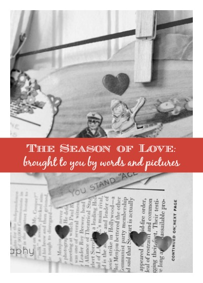 Love…In Words and Pictures by Beth Panageotou